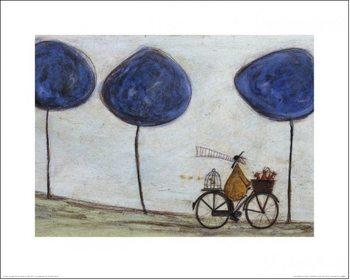Sam Toft - Freewheelin' with Joyce Greenfields and the Felix 12 Kunstdekor