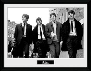 The Beatles - In London kunststoffrahmen