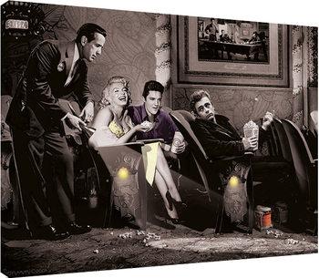 Leinwand Poster Chris Consani - Classic Interlude
