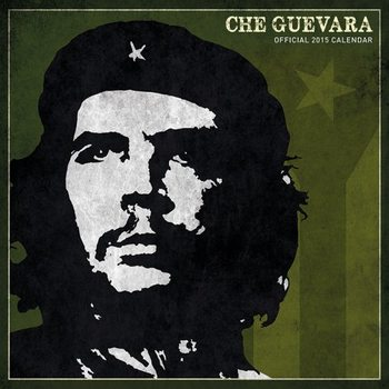 Che Guevara naptár 2017