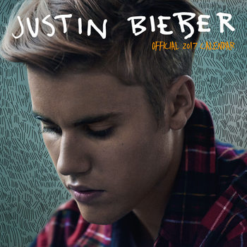 Justin Bieber naptár 2017