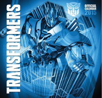 Transformers naptár 2017