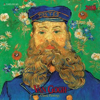 Vincent van Gogh - Classic Works  naptár 2018