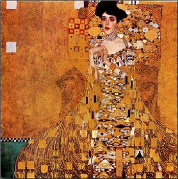 Reprodukce Adele Bloch-Bauer - Zlatá Adéla