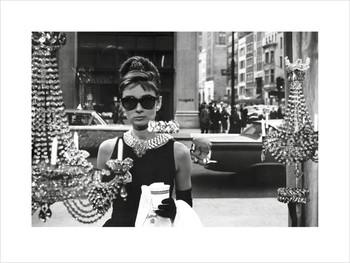 Reprodukce Audrey Hepburn - Window