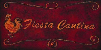 FIESTA CANTINA, Obrazová reprodukcia