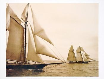 Maiden Voyage I, Obrazová reprodukcia