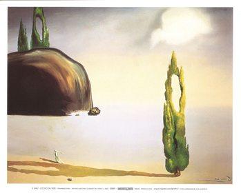 The Echo of the Vold, 1935, Obrazová reprodukcia