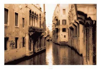 Reprodukce Venice Canal