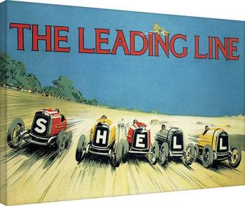 Obraz na plátně Shell - The Leading Line, 1923