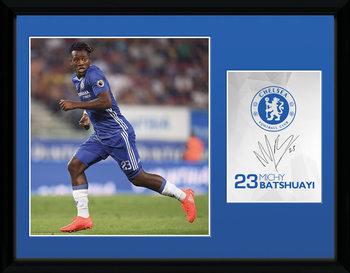Chelsea - Batshuayi 16/17 oprawiony plakat