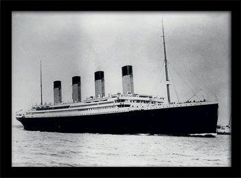Titanic (2) oprawiony plakat