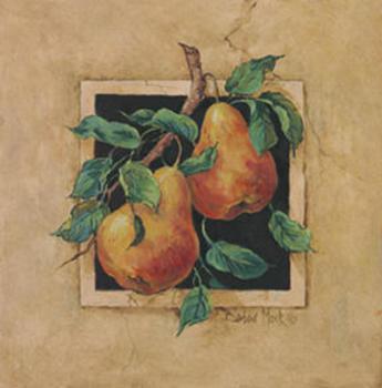 Pear Square Festmény reprodukció
