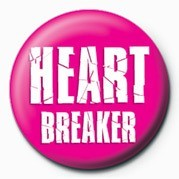 Pin - Heart Breaker
