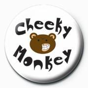 Odznak CHEEKY MONKEY