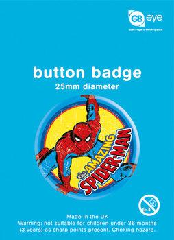 MARVEL - spider-man Placky | Odznaky