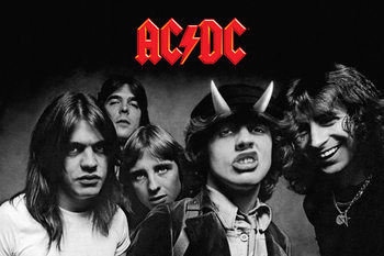 Plagát AC/DC - Highway to Hell