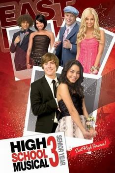 Plagát HIGH SCHOOL MUSICAL 3