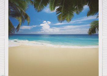 Maledives bliss Plakat