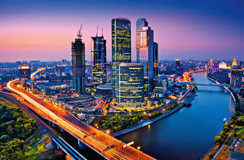 MOSCOW TWILIGHT Plakat