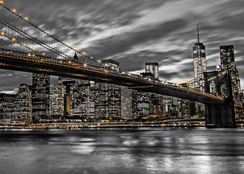 New York - Manhattan, Assaf Fank Plakat