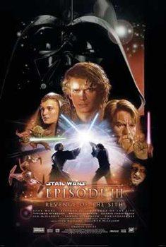 Star Wars Episode III: Sith-fyrsternes hævn Plakat