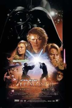 Star Wars Episode III: Revenge of the Sith  Poster