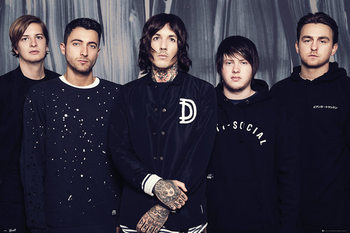 Bring Me The Horizon - Umbrella Plakát