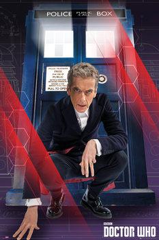 Doctor Who - Ki vagy, doki? - Crouching Plakát
