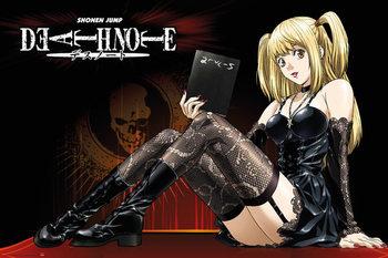 Plakát Death Note - Misa Amane