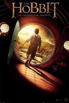Plakat Hobbit: Niezwykla podróz