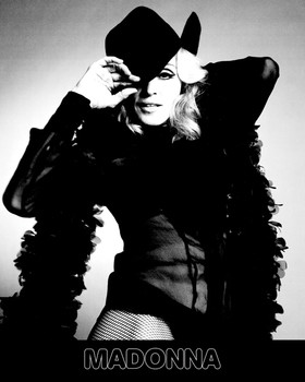 Plakát Madonna - give it to me
