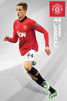 Plakat Manchester United FC - Januzaj 13/14