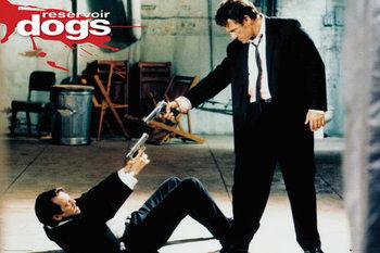Plakat Wściekłe psy - Guns