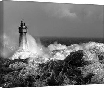 Jean Guichard - La Jument & Hercules Slika na platnu