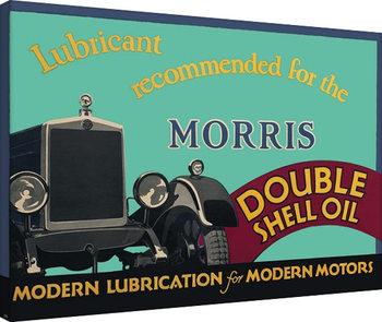 Shell  - Morris, 1928 Obraz na płótnie