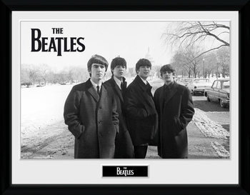 The Beatles - Capitol Hill Poster & Affisch