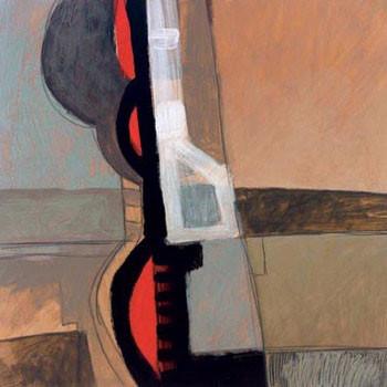 Depiction I Poster / Kunst Poster