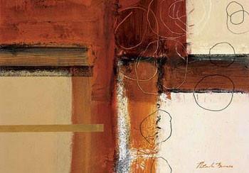 Earthen Hues I Poster / Kunst Poster