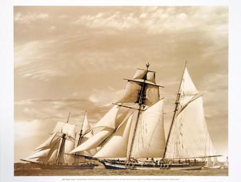 Maiden Voyage II Kunstdruk
