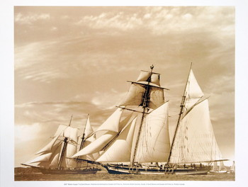 Maiden Voyage II Poster / Kunst Poster