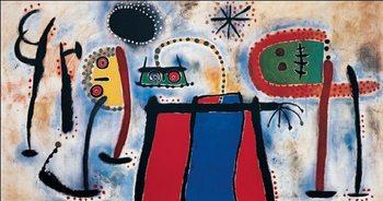 Painting, 1953 Kunstdruk