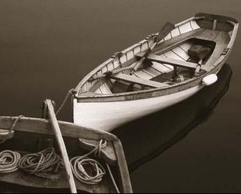 Placid Waters I Kunstdruk