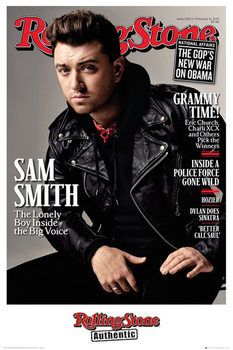 Poster Rolling Stone - Sam Smith