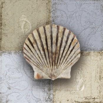 SEASIDE MEMORIES II Poster / Kunst Poster