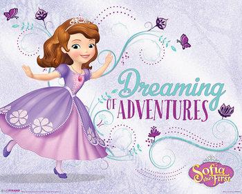 Poster Sofia la principessa - Dreaming