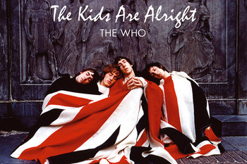 THE WHO - the kids are alright Poster / Kunst Poster