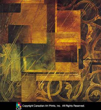 Visual Patterns I Poster / Kunst Poster
