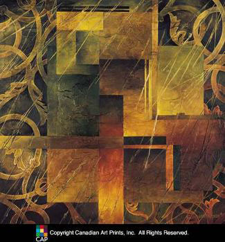 Visual Patterns II Poster / Kunst Poster
