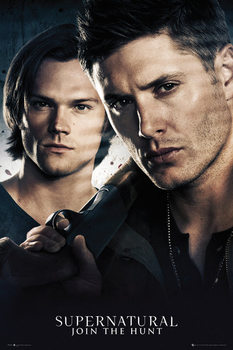 Supernatural - Brothers Poster